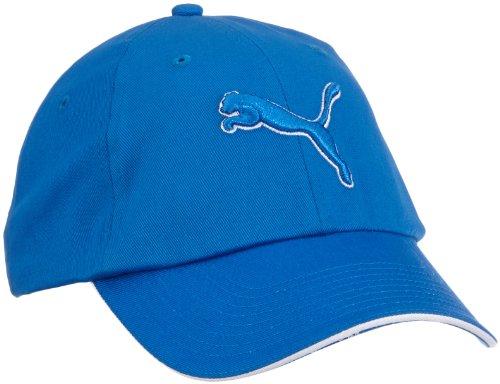 PUMA, Cappello Unisex Cat Logo Cap II, Blu (Victoria Blue), Taglia unica
