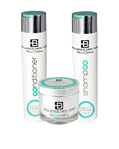 Brilliance New York Protect & Repair 3-Piece Haircare Set