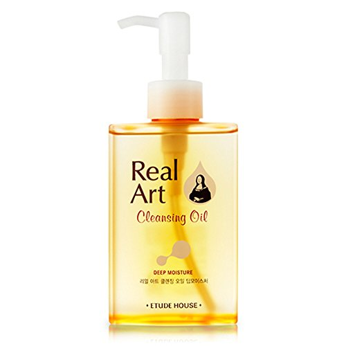 エチュードハウス Real Art Cleansing Oil Deep Moisture 200ml