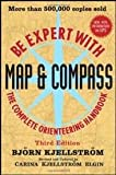 img - for Be Expert with Map and Compass 3th (third) edition Text Only book / textbook / text book