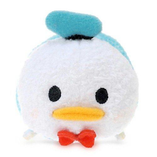 Disney Donald Duck Tsum Tsum Plush - Mini - 3 1/2 - 1