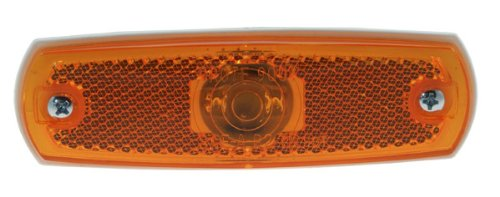 Grote 47263 Low-Profile Clearance / Marker Led Lamp Yellow