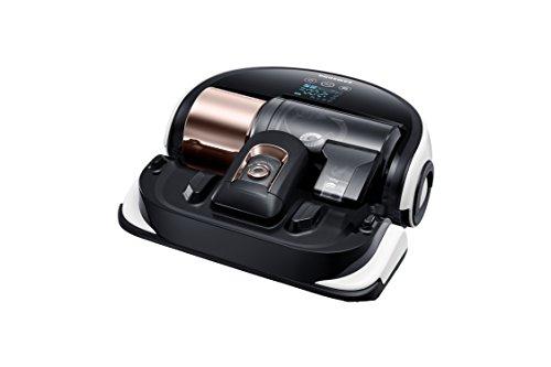 Samsung-VR20H9050UWEN-Powerbot-Robotersauger-30-Watt-07-Liter-Fassungsvermgen-Staubsensor-schwarz