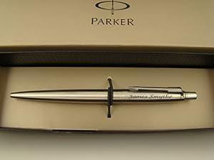 parker jotter kugelschreiber mit parker jotter gravur k che haushalt. Black Bedroom Furniture Sets. Home Design Ideas