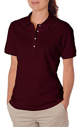 5.6 oz. 50/50 Jersey Polo with SpotShieldTM