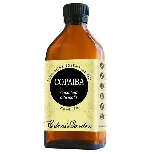 Copaiba 100% Pure Therapeutic Grade Essential Oil by Edens Garden by Edens Garden- 250 ml