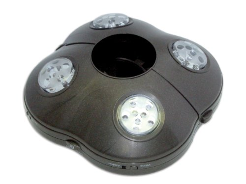 Rite Lite LPL1040BX Wireless 40 LED Umbrella Light