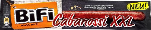 BiFi Cabanossi XXL, 20er Pack (20 x 40 g)