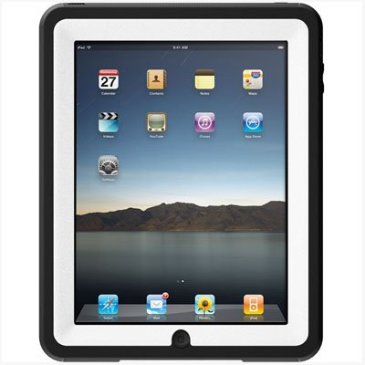 Otterbox iPad Defender Case - White and Black