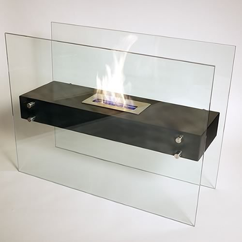 Nu-Flame La Strada Ethanol Fireplace (Ventless Fireplace Ethanol compare prices)