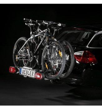 UEBLER X21 nano Kupplungsträger für 2 Räder