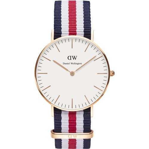 Daniel Wellington Watch - Classic Canterbury - Ladies - Rose gold