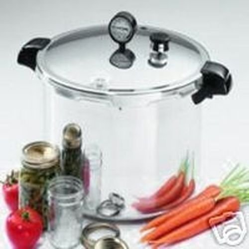 New Presto 01781 Pressure Canner Cooker 23 Qt New In Box With Gauge Sale by Generic