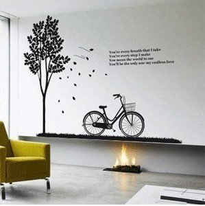 Vinilo decorativo pegatina pared cristal puerta varios for Stickers decorativos de pared