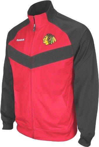 NHL Chicago Blackhawks Center Ice Travel Jacket