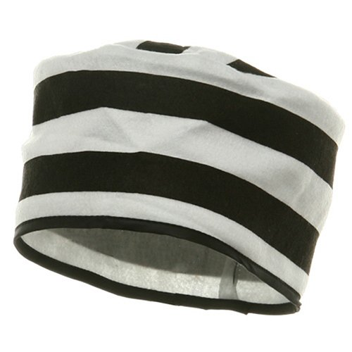 Jacobson Hat Company Felt Prisoner Hat, Adult, One Size - 1