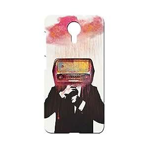 BLUEDIO Designer Printed Back case cover for Micromax Canvas E313 - G7390