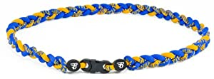 Brett Bros Ion Necklace (Royal Blue/Gold, Small)