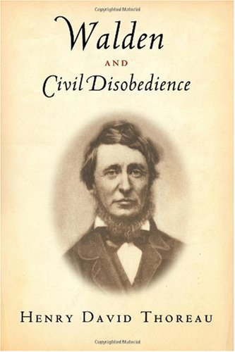 America collected david essay henry library poem thoreau