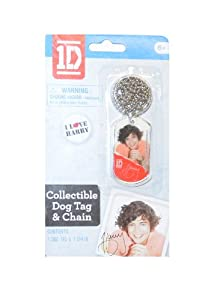 1d Dog Tag - I Love Niall from 1D Media Ltd