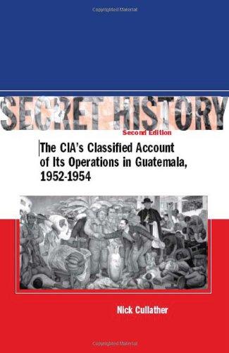 Secret History: The CIA PDF