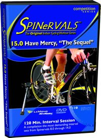 Spinervals 15.0 Have Mercy, The Sequel, 120 Min. 