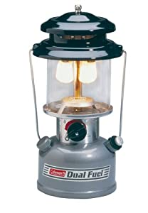 Coleman 3000000923 Dual Fuel Lantern by Coleman