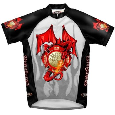 Buy Low Price Primal Wear Men's Extinguished Original Short Sleeve Cycling Jersey – EXT1J20M (EXT1J20M)