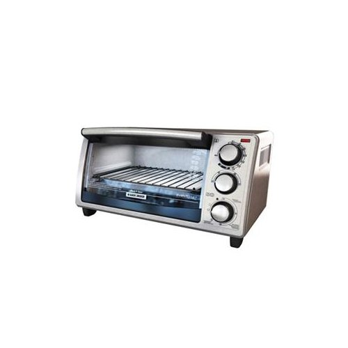 Applica To1373Ssd / 4 Slice Toaster Oven /Stainless Steel