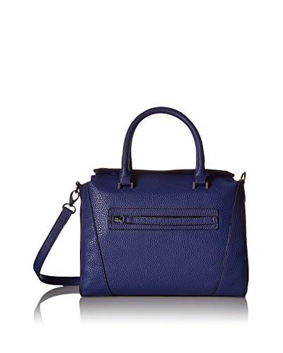 Danielle Nicole Women's Luna Satchel, Blue