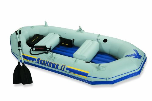 INTEX Boat Set Seahawk II