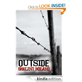 OUTSIDE - a post-apocalyptic novel (The Outside Series, Book 1)