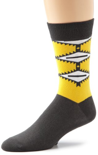 Richer Poorer Men's Hunter Socks, Yellow, One Size