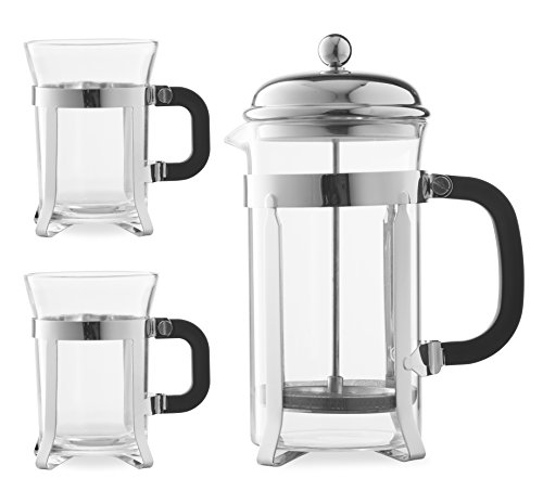 Chef's Star Premium 34oz French Coffee Press