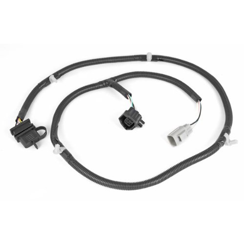 Best Review Of Rugged Ridge 17275.01 4-Way Tow Hitch Wiring Harness for 2007-2010 Jeep Wrangler and ...