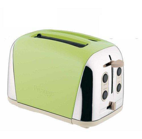 grille pain deux tranches prestige deco couleur pomme verte. Black Bedroom Furniture Sets. Home Design Ideas