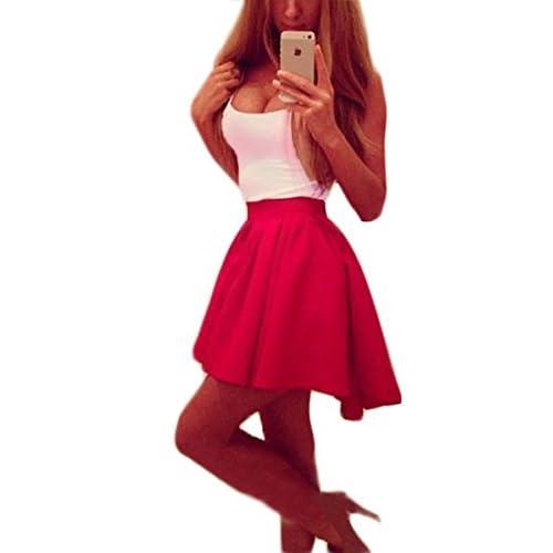 Mini Dress - Sexy women Sleeveless Slim Bodycon Party Evening Cocktail dress skirt size 8 10 12