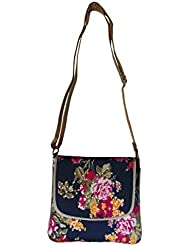 Ree Diva Multicolour Floral Print Sling Bag (Multicolour)