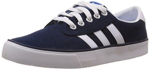 adidas Originals - Kiel, Sneakers, unisex, Blu (Blau (COLLEGIATE NAVY / RUNNING WHITE FTW / BLUEBIRD), 41.3333333333