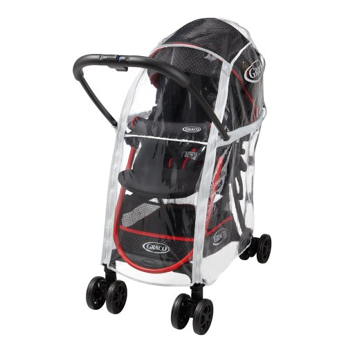 Greco (Graco) rain cover Greco for both face-to-face prams
