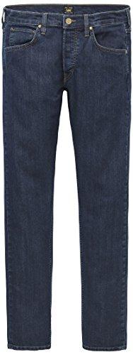 Lee - Daren Zip Fly, Jeans Uomo, blu (dark Indigo), W32/L34 ( W32/L34)