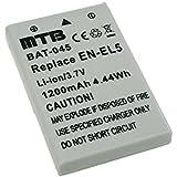 Batterie EN-EL5 pour Nikon Coolpix P520, P5100, P6000, S10