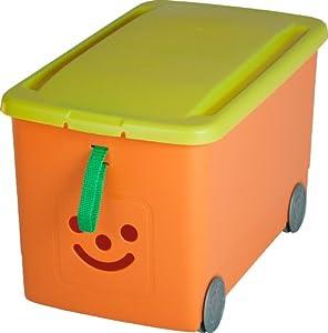 boite de rangement enfant jouets de rangement panier de rangementt roulettes panier de. Black Bedroom Furniture Sets. Home Design Ideas