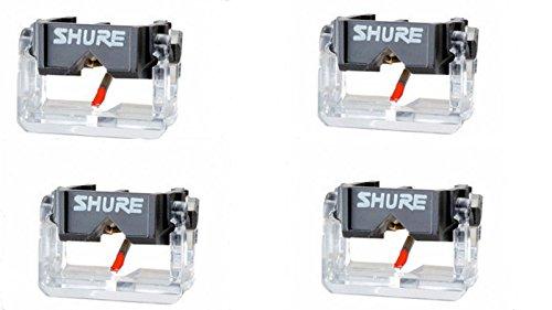 Shure N-44-Gq Styluses 4 Pack