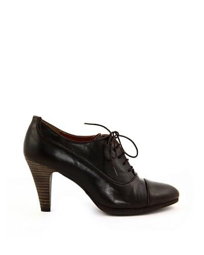 Eye Shoes Stringata Alta [Testa di Moro]