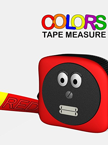 Colors Tape Measure