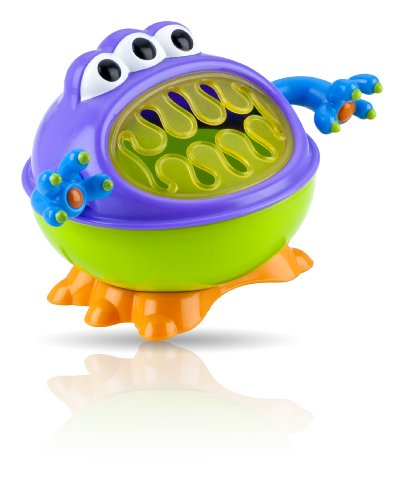 Nuby 3-D Snack Keeper, Monster