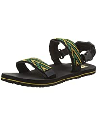 Reef Convertible Sandals US 9 Green Yellow
