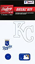 Rawlings Sporting Goods MLBDC Decal Kit, Kansas City Royals