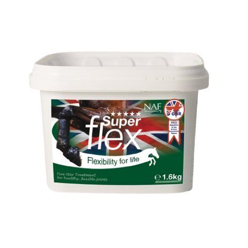 Natural Animal Feeds NAF 5* Superflex: 1.6kg